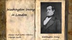 Вашингтон Ирвинг, американски писател кој се инспирирал од германски и холандски фолклор
