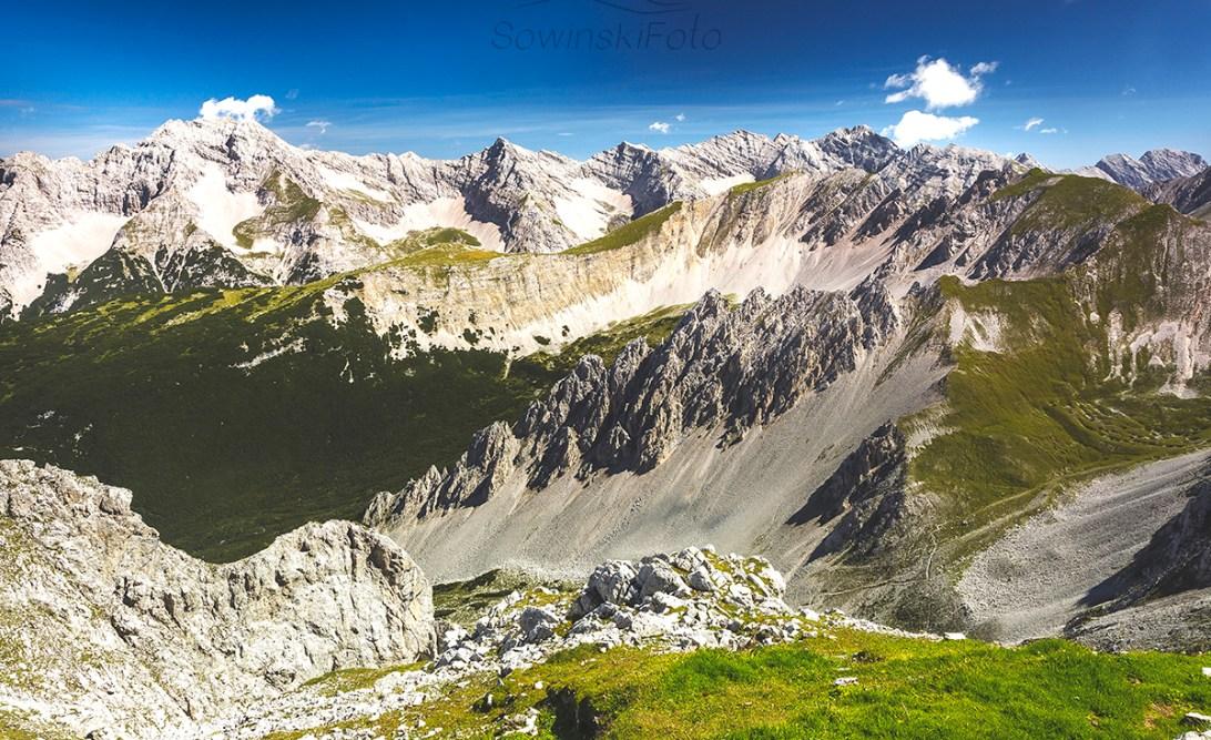 Lato w Alpach / Austria