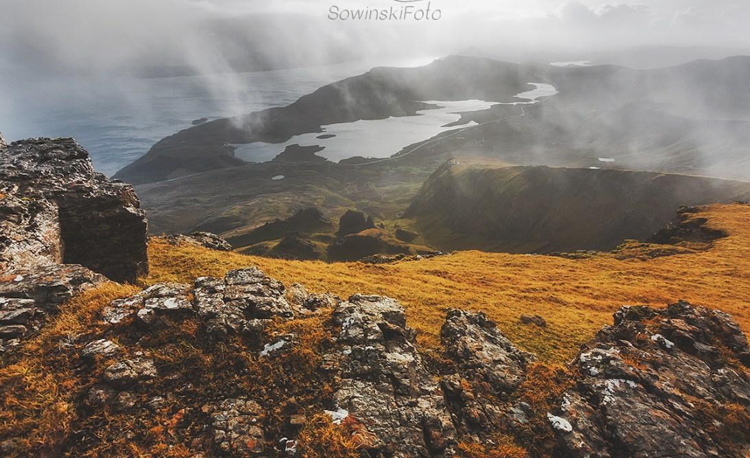 Góry Szkocja zdjęcie do druku