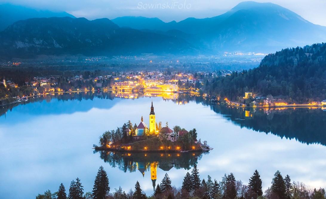 Słowenia Bled zdjęcia