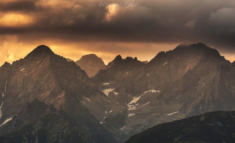 Tatry szczyty zdjęcie