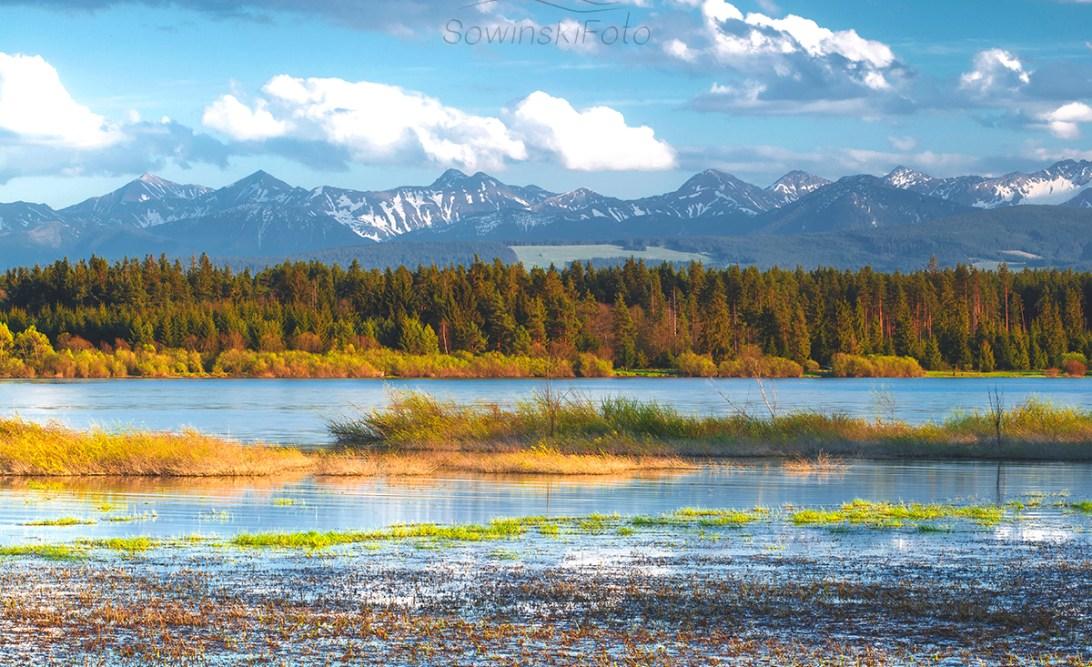 Jezioro Orawskie kup zdjęcie