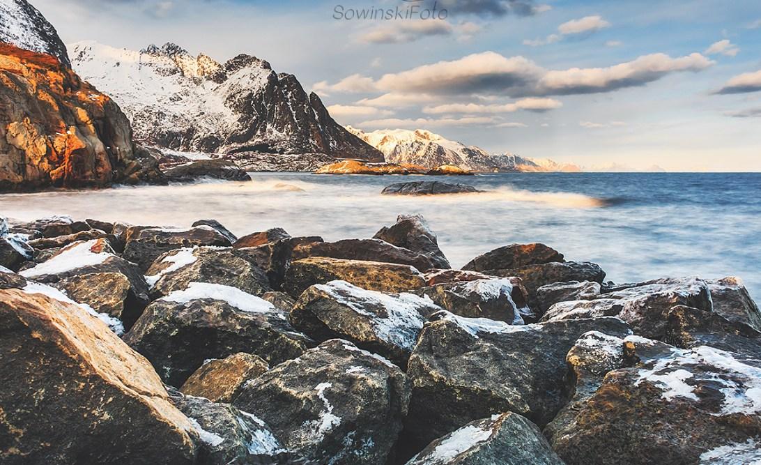 Góry Norwegia kup zdjęcie