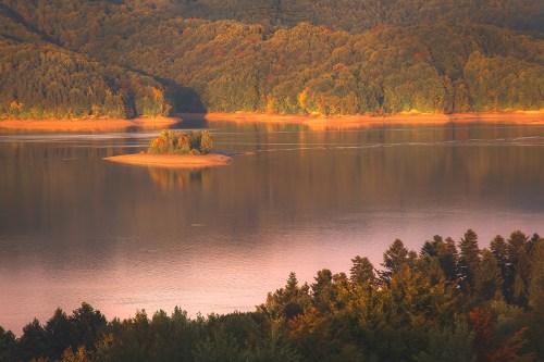 Krajobraz Solina zdjęcie