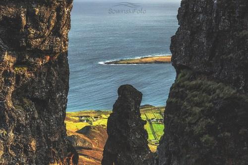 Na wyspie Isle of Skye Szkocja