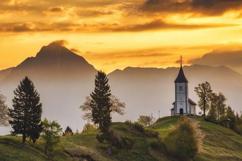 dekoracja wnętrz Słowenia góry