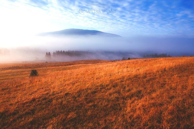 Babia Góra krajobraz
