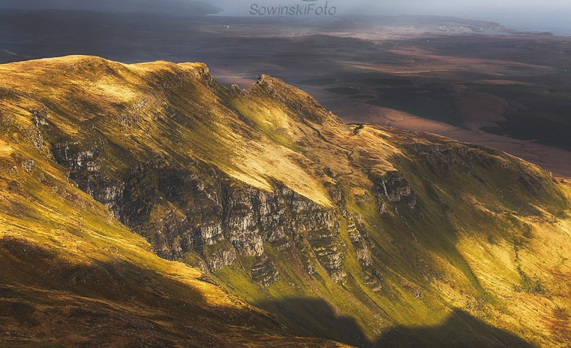 Szkocja jesień
