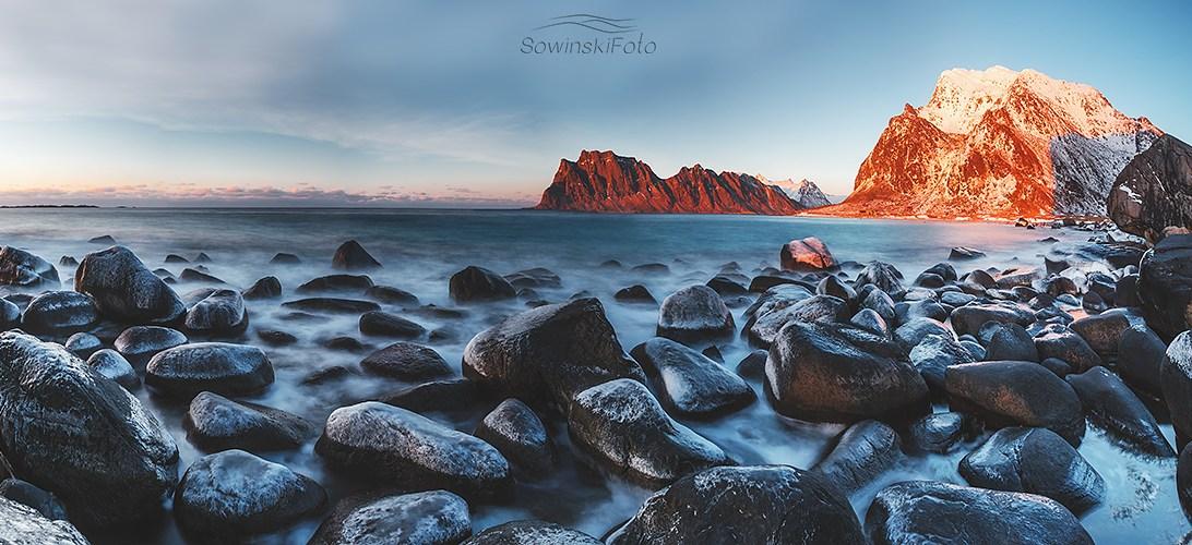 Lodowe kamenie/ Norwegia