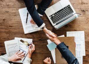 businessman collaborate collaboration 872957