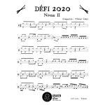 Défi 2020 niveau 2