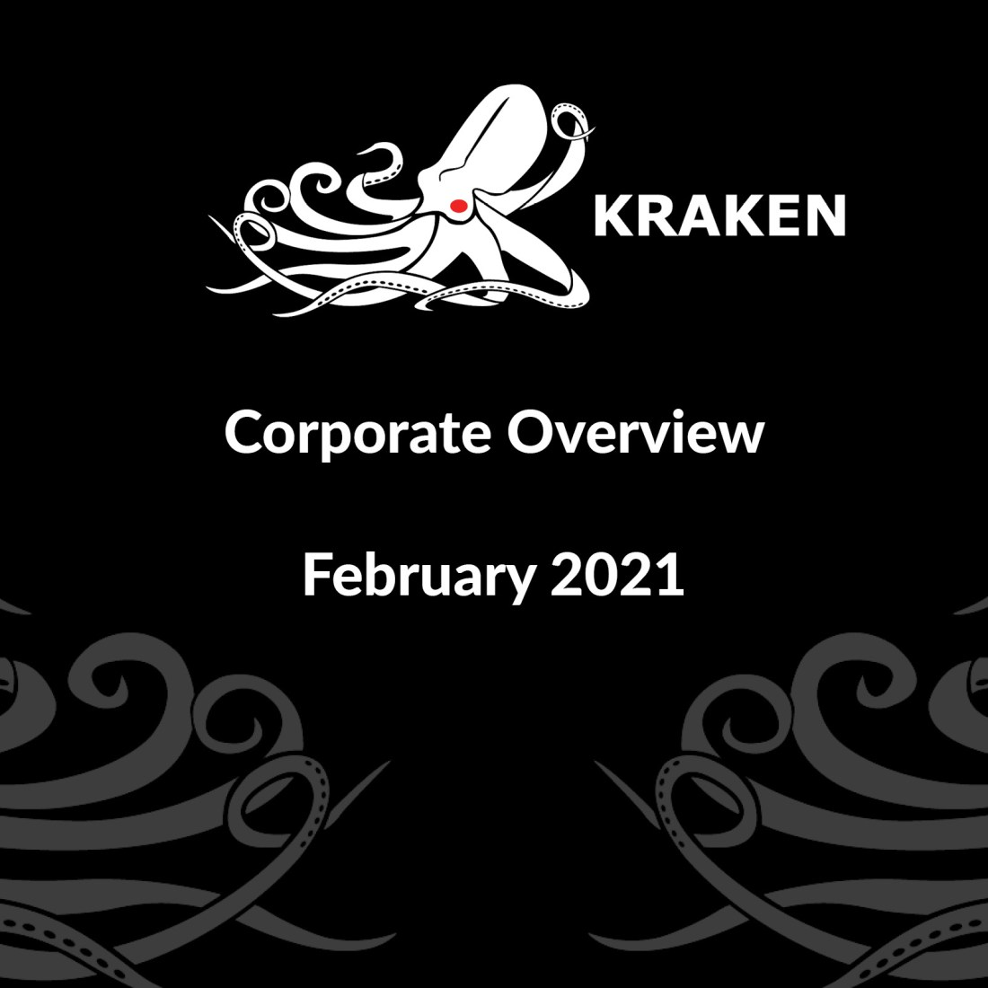 Corporate Overview - May 2020