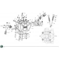 Benelli BN 251, original parts