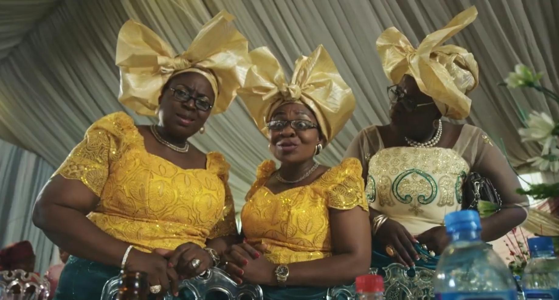 Why Nigerians attend Weddings