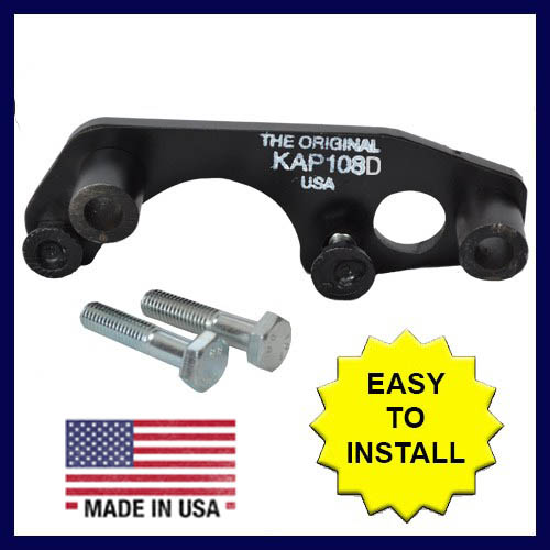 Exhaust Manifold Bolt Repair Kit KAP108D (Double Bolt) - Kral Auto Parts