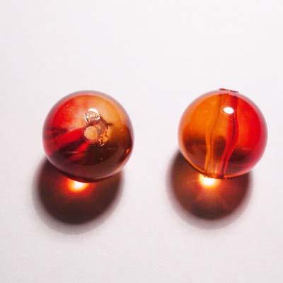 acryl rond rood 12 mm