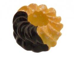 cabochon donut bruin 14 mm