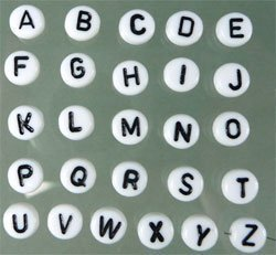 """letterkraal """"K"""""""