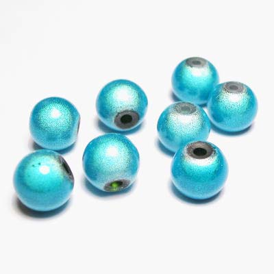 miracle bead turkoois 8 mm