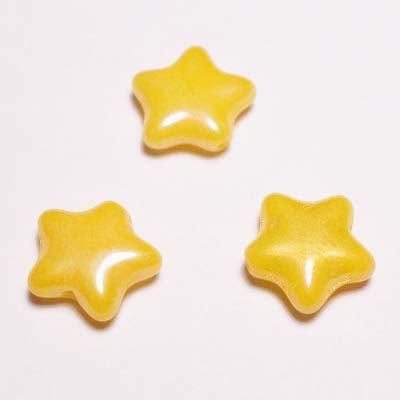 ster geel 12 mm