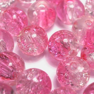 crushed beads 10 mm kleur 5385