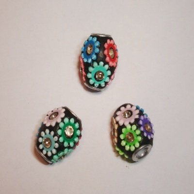 kashmir parel 16 x 13 mm