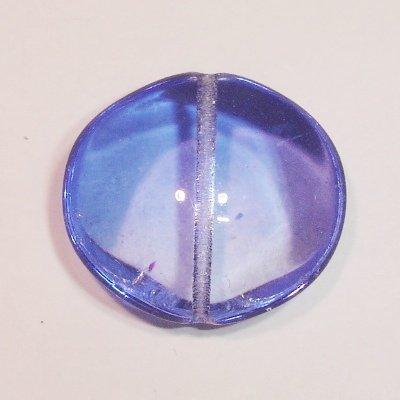 schijf d.blauw 20 mm