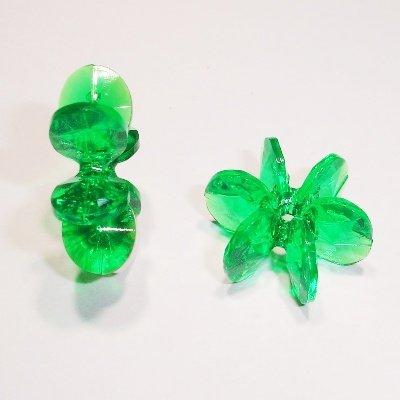 sunburst groen 18 mm