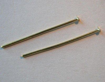 nietstift goud 26x0,8 mm