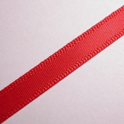 satijnlint 7 mm rood