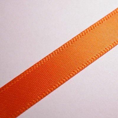 satijnlint 10 mm oranje