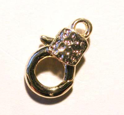sluiting antiek goud 12 mm