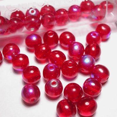 regenboogparels 6 mm kleur 4295