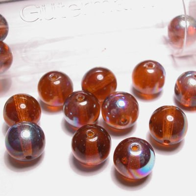 regenboogparels 8 mm kleur 2046