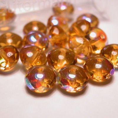 rond geslepenparels 8 mm kleur 8940