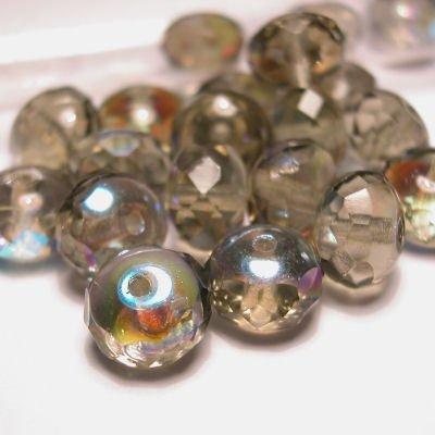 rond geslepenparels 8 mm kleur 2525