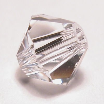 swarovski facet 4mm crystal