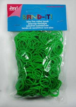 Joy! Band-it! elastiekjes groen