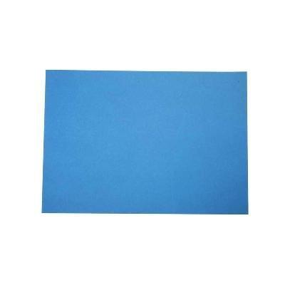 Gekleurd papier 21x30 cm blauw
