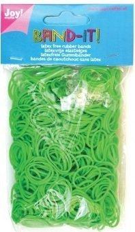 Joy! Band-it! elastiekjes NEON groen