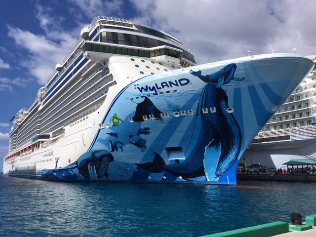 Sail on!