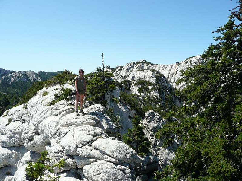 Istočni vrh jame Varnjače