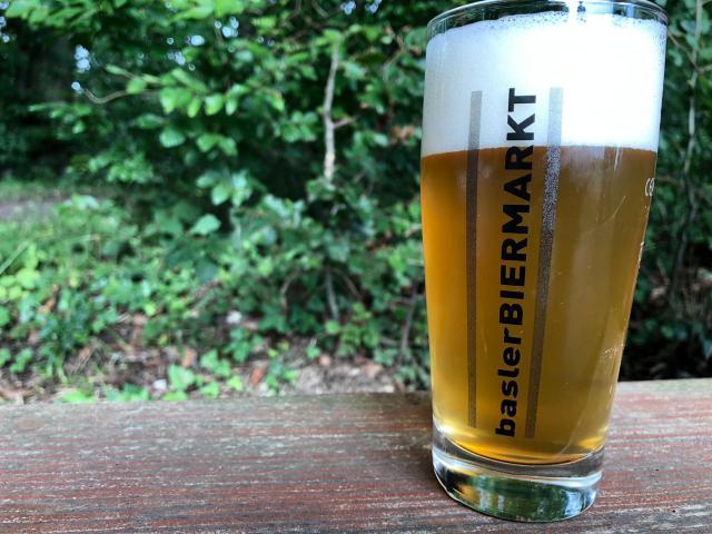 Unser Craft Bier ist schön gereift und steht bereit.