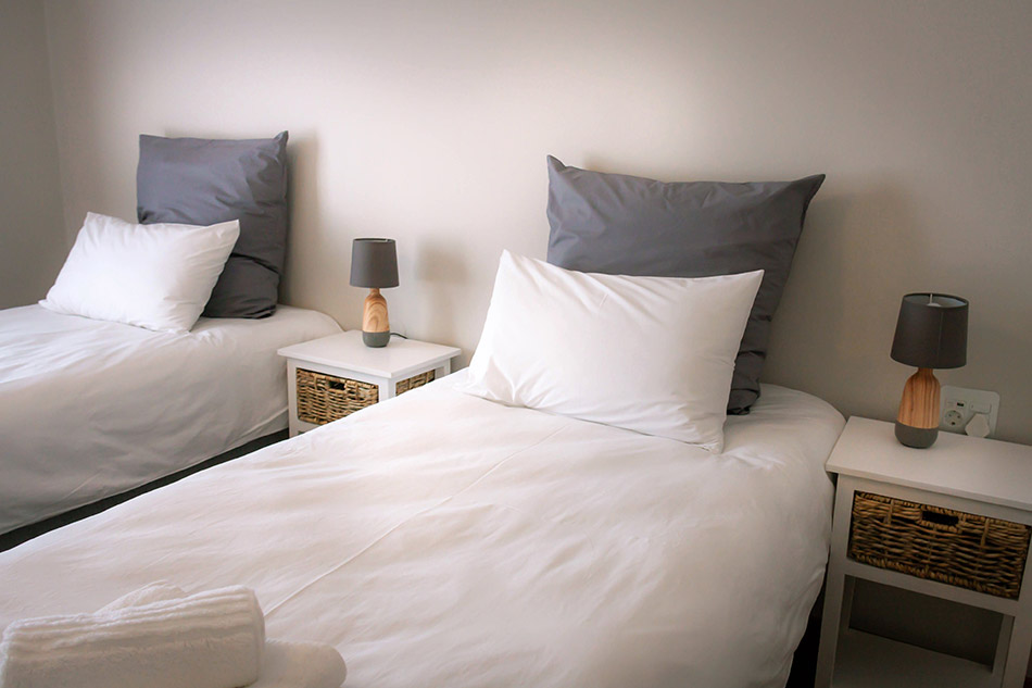 Accommodation Twin Room Swakopmund