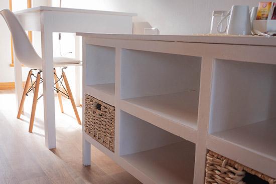Möbel lokal gefertigt