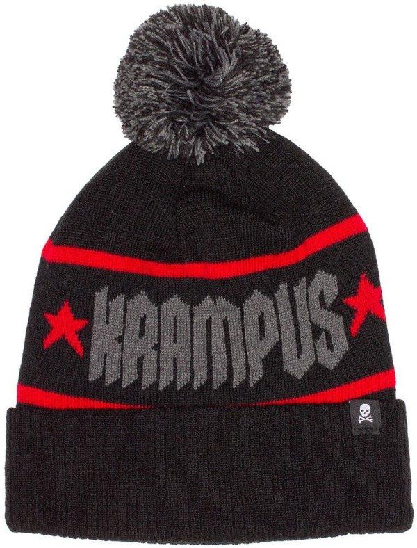 Krampus Knit Hat