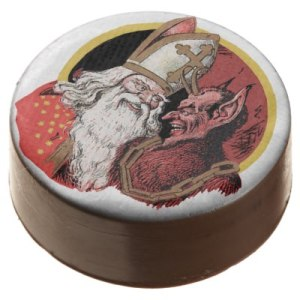 Krampus Cookies and Cakes