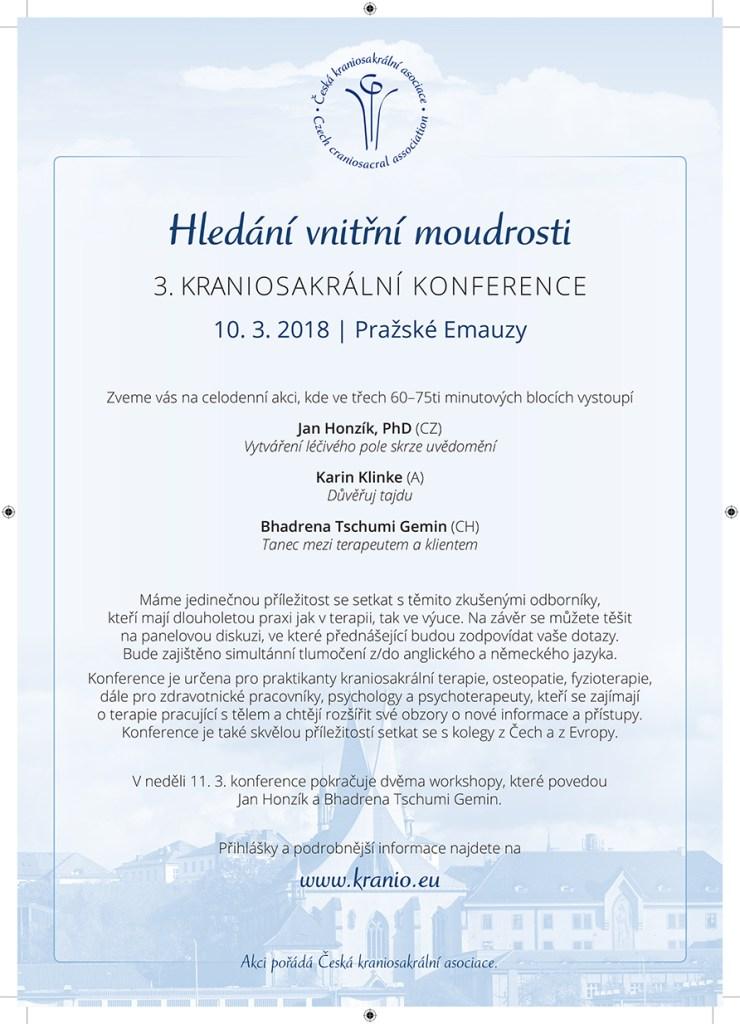 Kraniosakrální konference