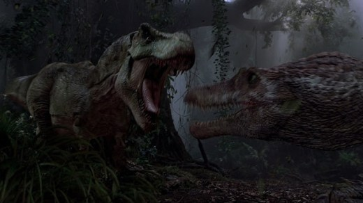 jurassic park 3 review