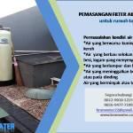 Penjual Penyaring Air Rumah Tangga Terbaik di Kembangan